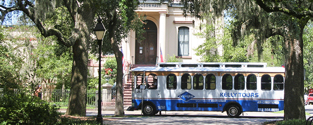 Historic Savannah Trolley Tour